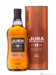 Isle of Jura 12 Years Single Malt Scotch Whisky 0,7l