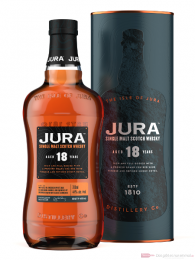 Isle of Jura 18 Years neue Ausstattung Single Malt Scotch Whisky 0,7l