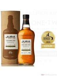 Jura Two-One-Two Single Malt Scotch Whisky 0,7l