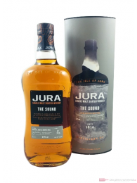 Isle of Jura The Sound Single Malt Scotch Whisky 1,0l