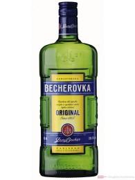 Karlsbader Becherovka Likör 38% 0,7l Flasche