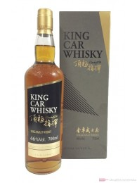 Kavalan King Car Conductor Single Malt Whisky 0,7l