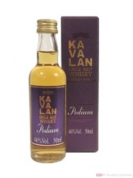 Kavalan Podium Single Malt Whisky 0,05l