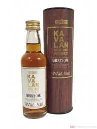 Kavalan Sherry Oak 0,05