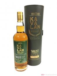 Kavalan Solist ex-Bourbon Cask Strength Single Malt Whisky 57,1% 0,7l