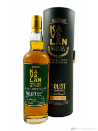 Kavalan Solist ex-Bourbon Cask Strength Single Malt Whisky 57,8% 0,7l