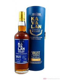 Kavalan Vinho Barrique Single Malt Whisky 0,7l