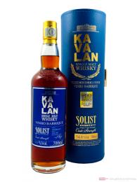 Kavalan Solist Vinho Barrique Single Malt Whisky 54,8% 0,7l