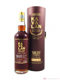 Kavalan Solist Port Cask 57,1%