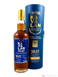 Kavalan Solist Vinho Single Malt Whisky 57,8% 0,7l