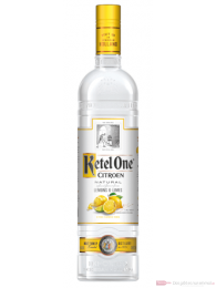 Ketel One Citron flavoured Vodka 0,7l