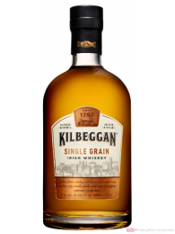 Kilbeggan Single Grain Irish Whiskey 0,7l