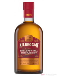 Kilbeggan Single Pot Still Irish Whiskey 0,7l