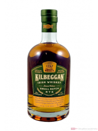 Kilbeggan Small Batch Rye Irish Whiskey 0,7l