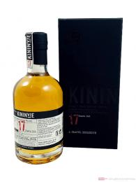 Kininvie 17 Years Batch No. 2 Single Malt Scotch Whisky 0,35l