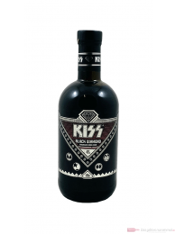 Kiss Black Diamond Rum 0,5l
