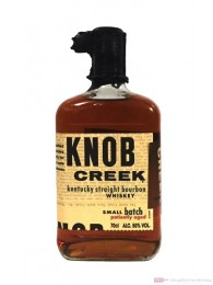Knob Creek Kentucky Straight Bourbon Whiskey 0,7l