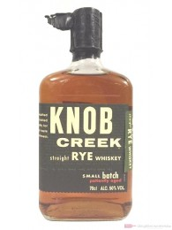 Knob Creek Kentucky Straight Rye Whiskey Small Batch 0,7l