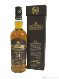 Knockando 21 Jahre Master Reserve Single Malt Scotch Whisky 0,7l