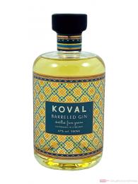 Koval Barreled Gin 0,5l