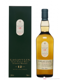 Lagavulin 12 Years Bottled 2017 Single Malt Scotch Whisky 0,7l