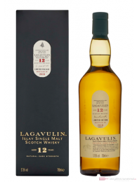 Lagavulin 12 Years Bottled 2018