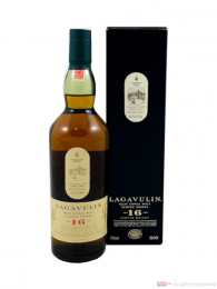 Lagavulin 16 years Single Malt Scotch Whisky 0,2l