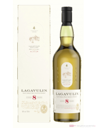 Lagavulin 8 years Single Malt Scotch Whisky 0,7l