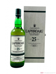 Laphroaig 25 Years 2019 Single Malt Scotch Whisky 0,7l