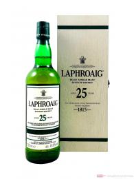 Laphroaig 25 Years 2020 Single Malt Scotch Whisky 0,7l
