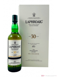 Laphroaig 30 Years The Ian Hunter Limited Edition Whisky 0,7l Flasche