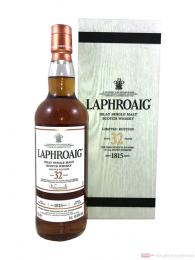 Laphroaig 32 Years