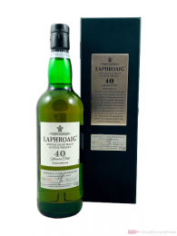 Laphroaig 40 Years Single Malt Scotch Whisky 0,7l