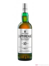 Laphroaig 10 Jahre Single Malt Scotch Whisky 0,7l
