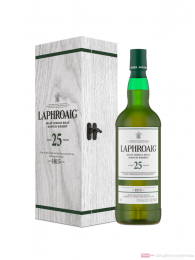 Laphroaig 25 Years 2021 Single Malt Scotch Whisky 0,7l