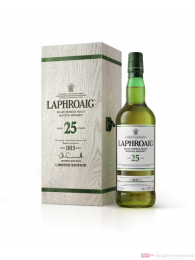 Laphroaig 25 Years 52,0% Single Malt Scotch Whisky 0,7l