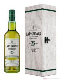 Laphroaig 25 Years Single Malt Scotch Whisky 0,7l
