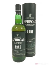 Laphroaig Lore Single Malt Scotch Whiskey 0,7l
