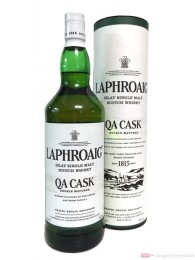 Laphroaig QA Cask Single Malt Scotch Whisky 1,0l
