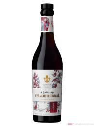 La Quintinye Vermouth Rouge 0,375l