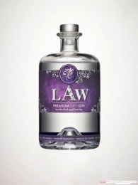 Law The Ibiza Gin 0,7l