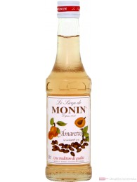 Monin Amaretto Sirup 0,25l