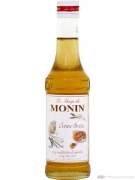 Monin Creme Brulee Sirup 0,25l