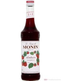 Le Sirop de Monin Himbeer Sirup 1:8 0,7 l Flasche