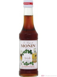 Monin Irish Sirup 0,25l