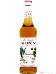 Monin Macadamia Nuss Sirup 0,7l