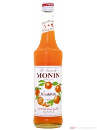 Monin Mandarinen Sirup 0,7 l