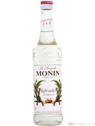 Le Sirop de Monin Rohrzucker Sirup 1,0l Flasche