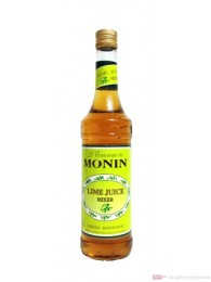 Monin Lime Juice Cordial Mixer 0,7l