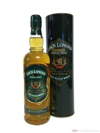 Loch Lomond Peated Single Malt Scotch Whisky 0,7l
